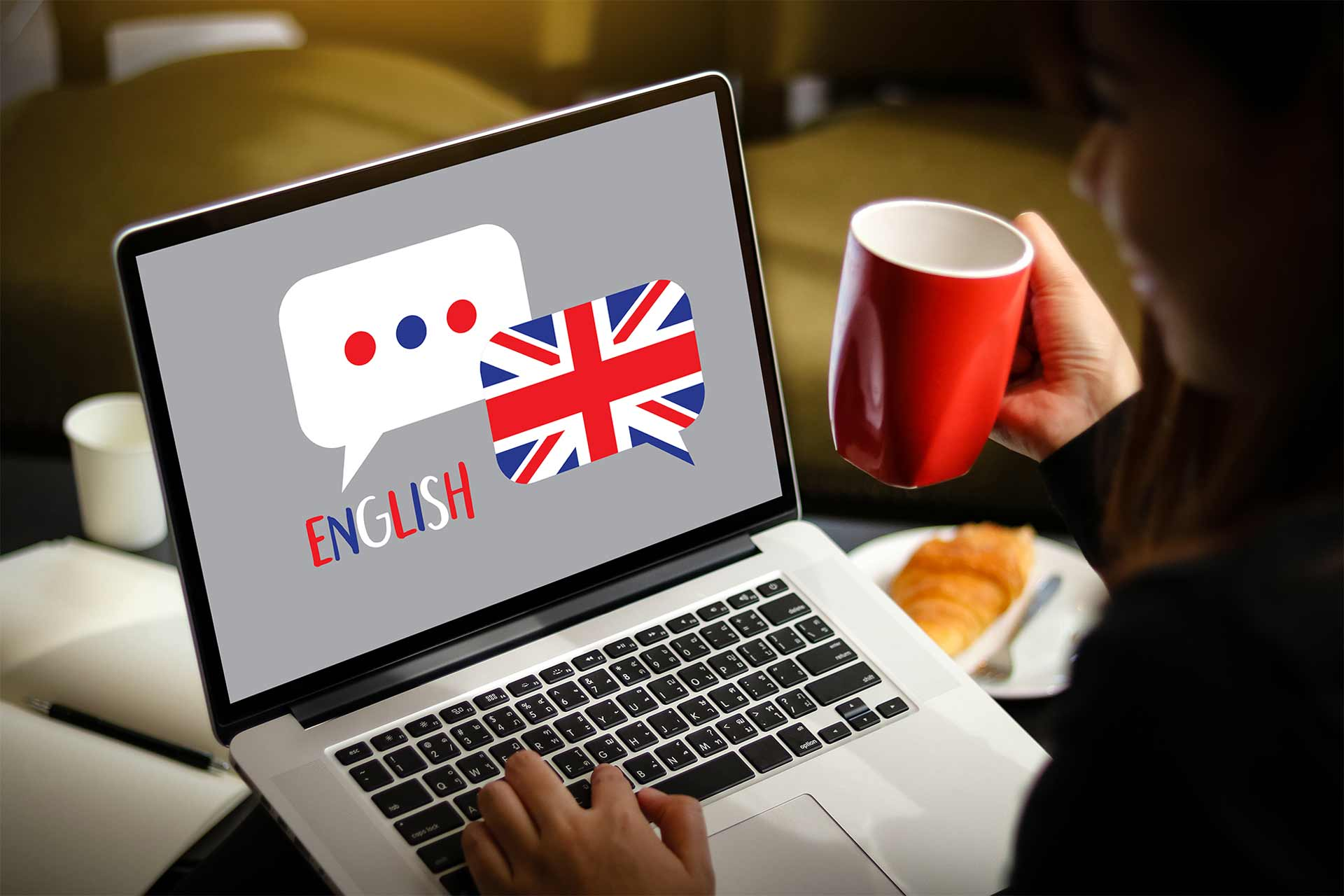english pronunciation online course to improve British english accent